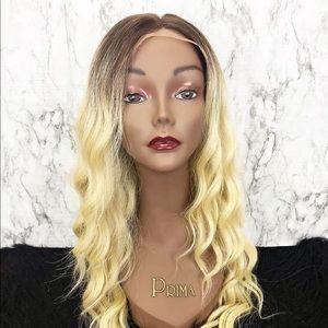 """Whole lace wig body wave ombré 4/613 18""""-20"""""""